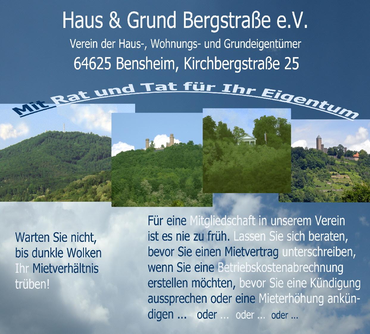 Mietvertrag Einfamilienhaus Haus Und Grund Bayern: Home [www.hausundgrund-bergstrasse.de]